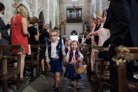 Anne-Laure Neves vêtements sur mesure cortège d'enfants, enfants d'honneur, Bordeaux