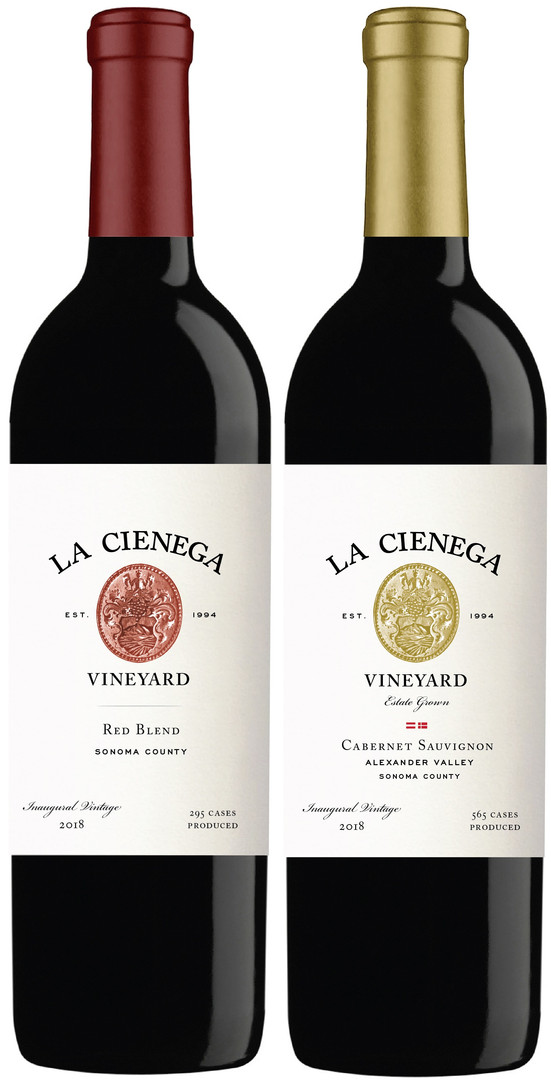 La Cienega Wine Bottles