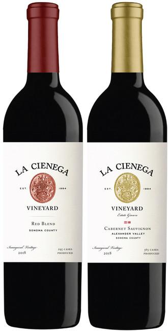 La Cienega Wine Bottles