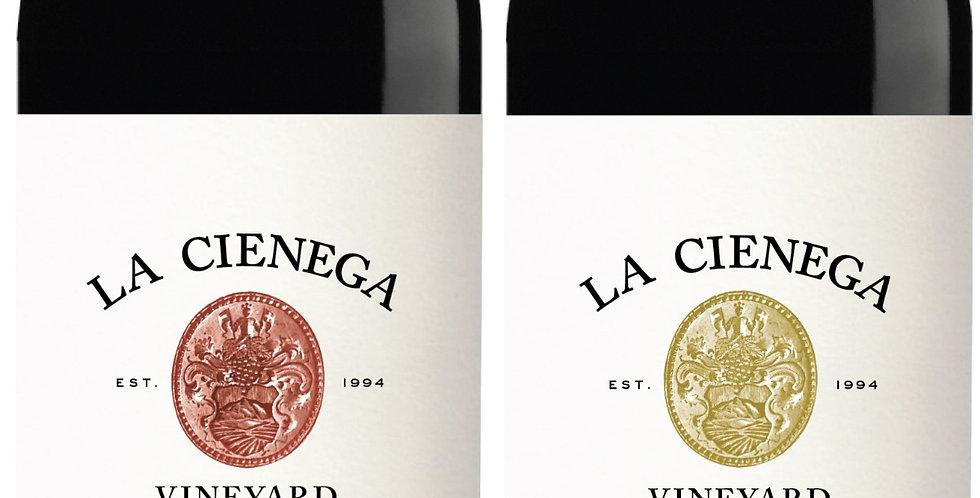 Six Pack of La Cienega Wine