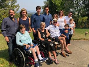 The Siegert, Newman, and Giron families