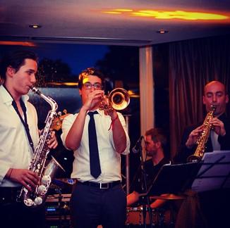 Jazzy night ...