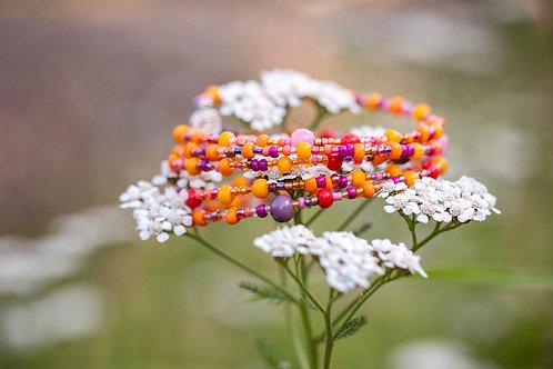 Wildflower Spiral