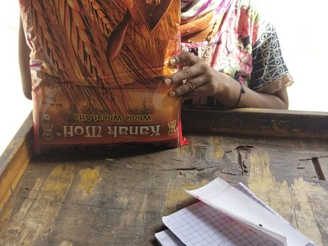 A Bowl of Support and Encouragement: Padma's Story