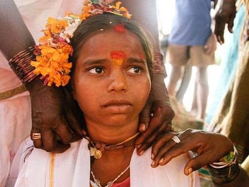 Devadasi Tradition: Little girls marry a goddess