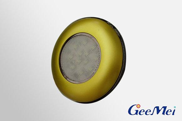 "RV 3"" Qty 12 LED Ceiling Light Round Light w/o switch - Gold"