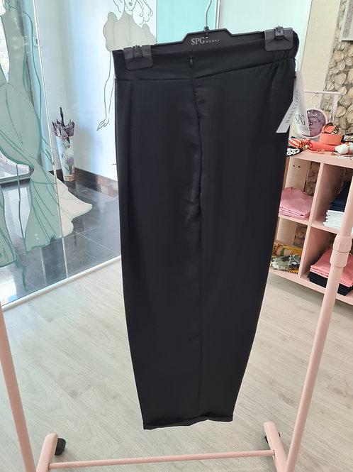 Pantalón  negro talla grande