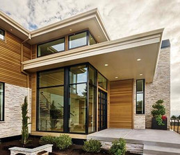 Contemporary Awning