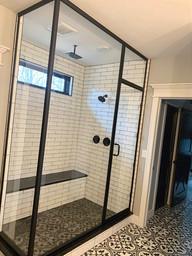 Framed Steam Shower