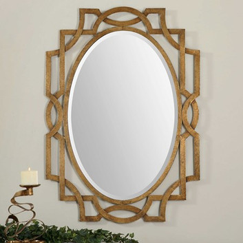 Margutta Oval Mirror