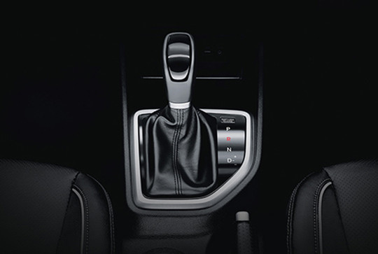 Transmisión automática de 6 velocidades