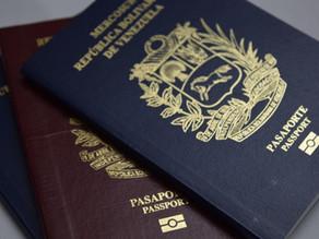 Canada recognizes extended validity of Venezuelan passports