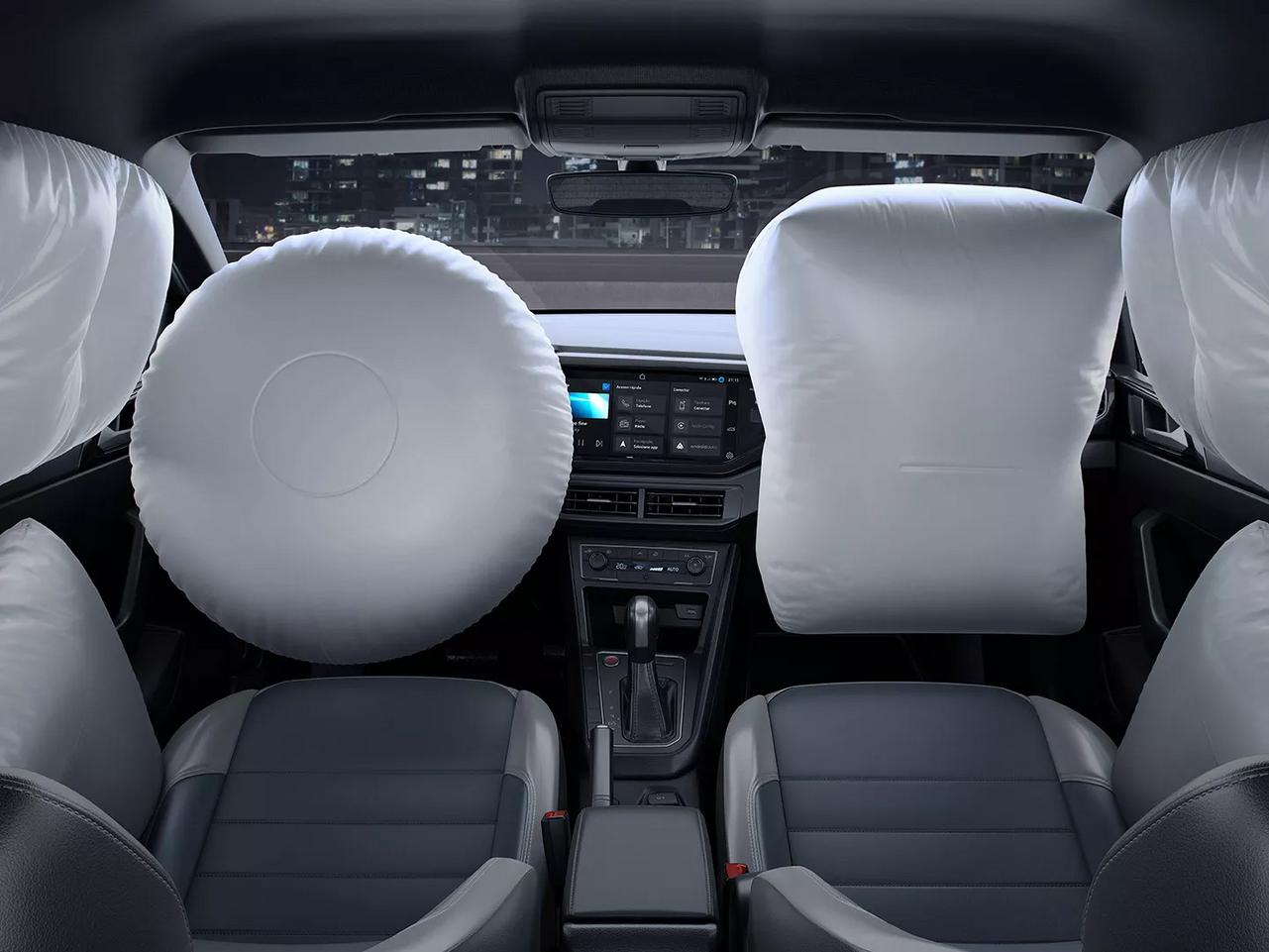 Airbags y control de estabilidad