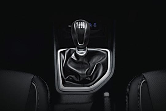 Transmisión manual de 6 velocidades