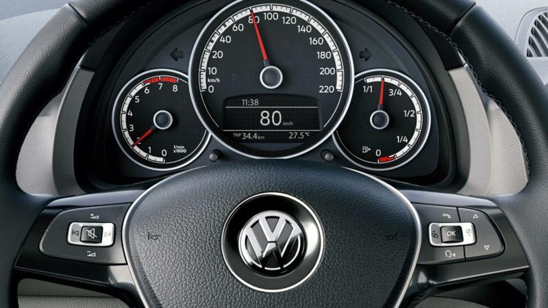 Volante Up! VW