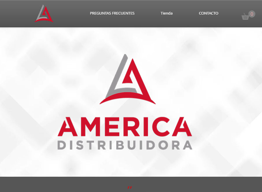 distribuidoraamerica.com
