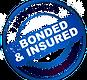 Bonded & Insured
