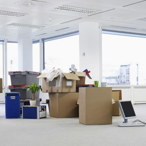 Cleaning Tips When Moving Your Business