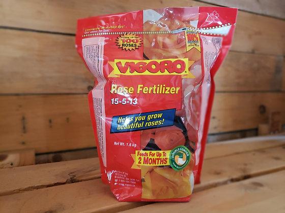 Vigoro Rose fertilizer - 15-5-13 1.6kg