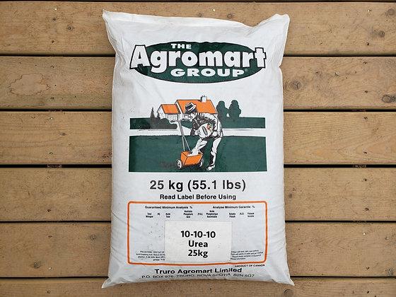 Urea 10-10-10 25kg (55.1lb)