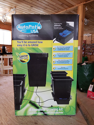 Auto Pot watering system