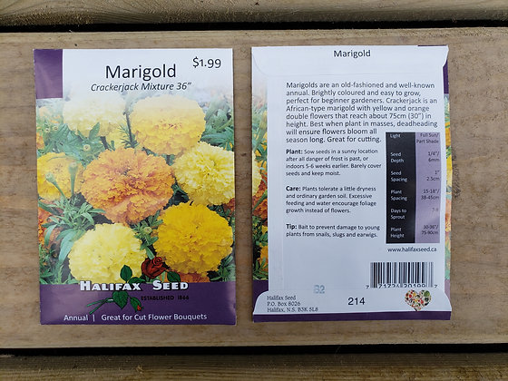 Marigold - Crackerjack Mixture 36""