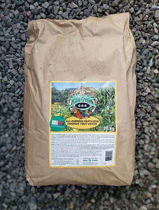 Gaia Green - All Purpose fertilizer 4-4-4 20kg