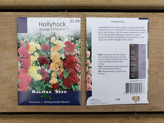 Hollyhock - Summer Carnival 5'