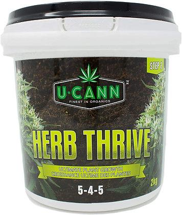 U-Cann Herb Thrive 5-4-5
