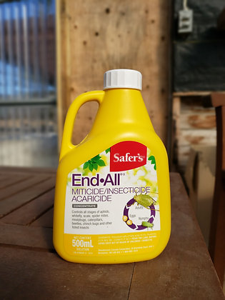 Safer's End-All Insecticide 500mL