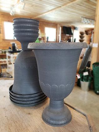 "Seascape urn planter - 17"""