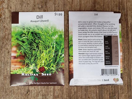 Dill - Bouquet (Dwarf)