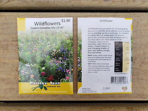 """Wildflowers - Eastern Canadian Mix 24-36"""""""