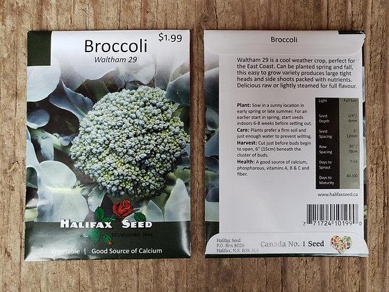 Broccoli - Waltham 29