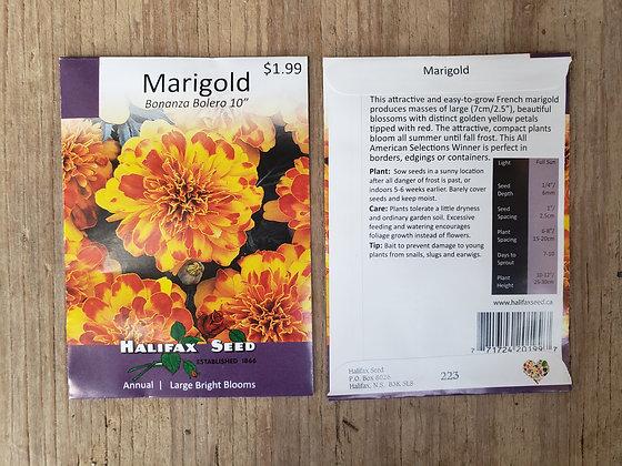 "Marigold - Bonanza Bolero 10"""