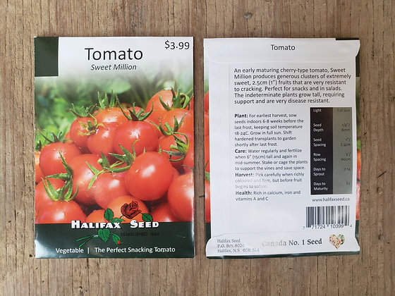 Tomato - Sweet Million
