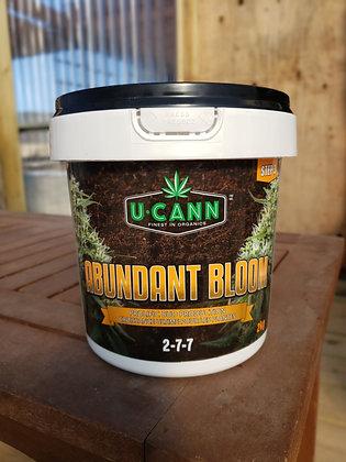 U-Cann Abundant Bloom 2-7-7 2kg