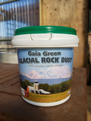 Gaia Green - Glacial Rock Dust 2kg