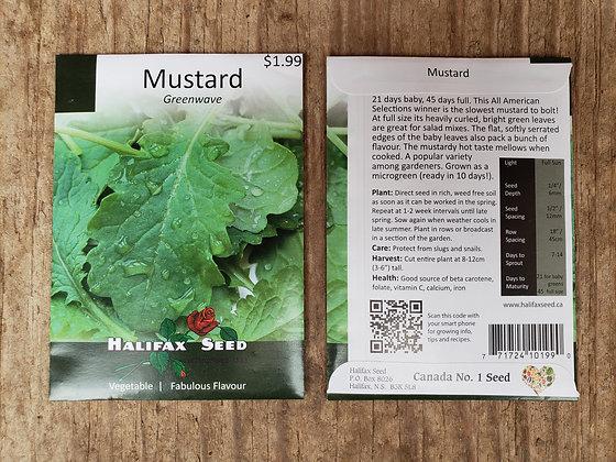 Mustard - Greenwave