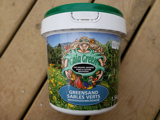 Gaia Green - Greensand 1.5kg