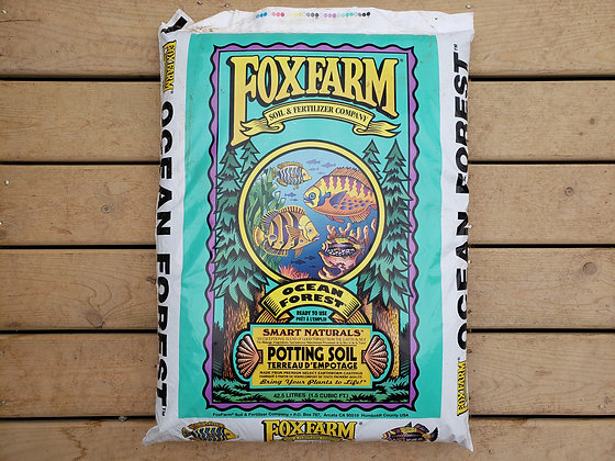 Fox Farm Potting Soil - Ocean Forest 42.5L(1.5 cubic ft)