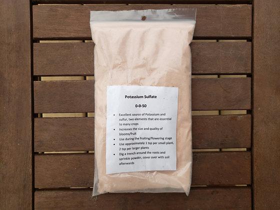 Potassium Sulfate 0-0-50