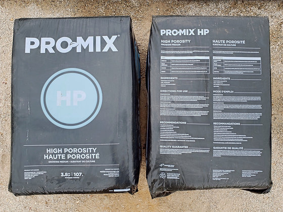 Pro Mix HP - High Porosity sterilized soil 107L (3.8 cubic ft)