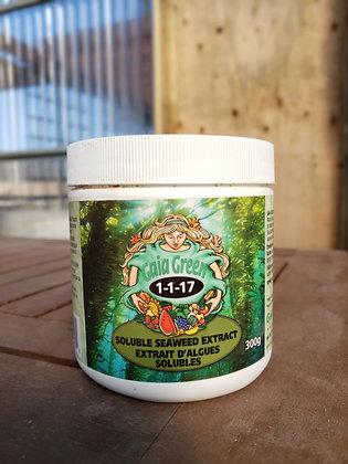 Gaia Green Seaweed Extract 1-1-17 300g