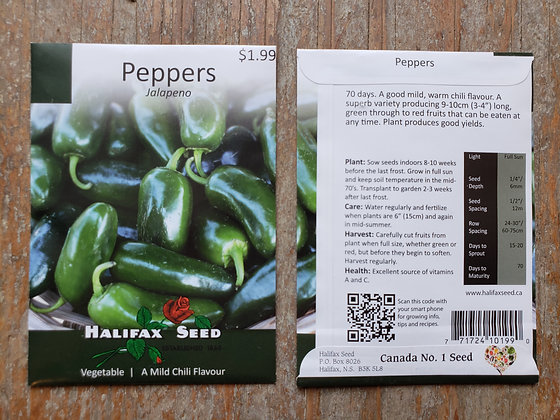 Peppers - Jalapeno