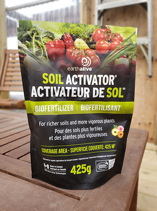 Earth Alive Soil Activator 425g