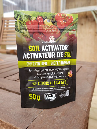Earth Alive Soil Activator 50g