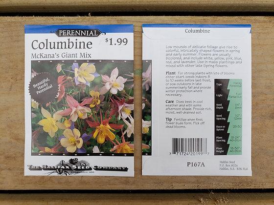 Columbine - McKana's Giant Mix