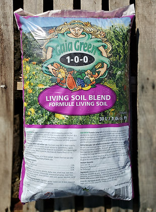 Gaia Green Living Soil 1-0-0