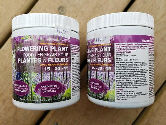Nutrite Flowering Plant food - 15-30-15 500g